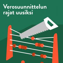 Verosuunnittelun rajat uusiksi. Aloite 3/2015.