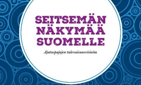 Seitsemän näkymää Suomelle -kirja julkaistu