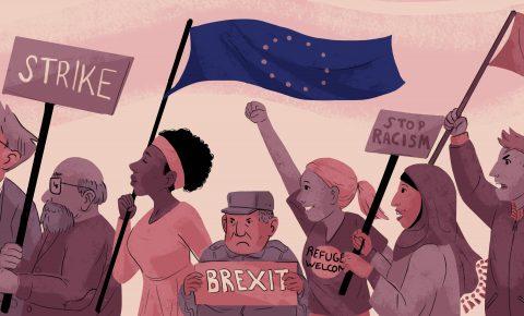Euroopan liikkeet Perusteessa