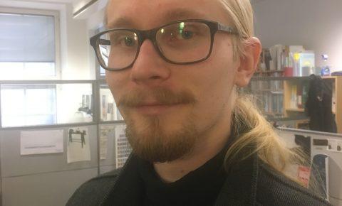 Roni Nousiainen korkeakouluharjoittelijaksi